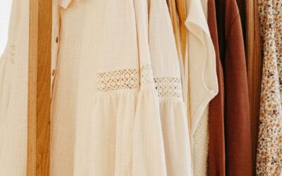 5 tips voor een sustainable wardrobe